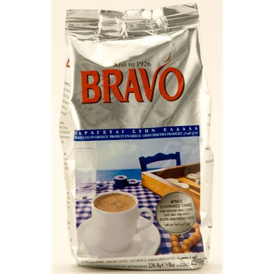 BRAVO Coffee 8oz