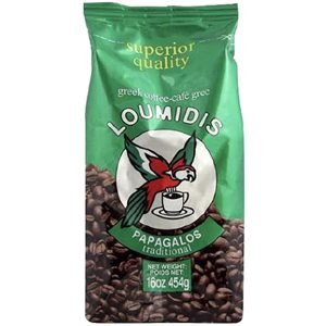 PAPAGALOS LOUMIDIS Greek Coffee 12/1#