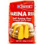 JOTIS Farina Red Self Raising Flour 500g