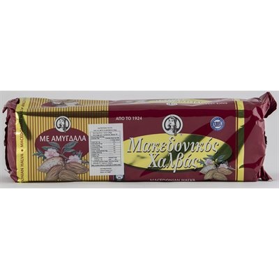 HAITOGLOU Macedonian Halva with Almonds 2.5kg