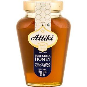 ATTIKI Honey 1lb