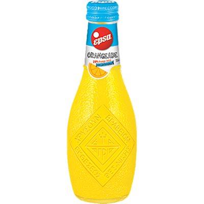 EPSA Non-Carbonated Orange Drink 232ml