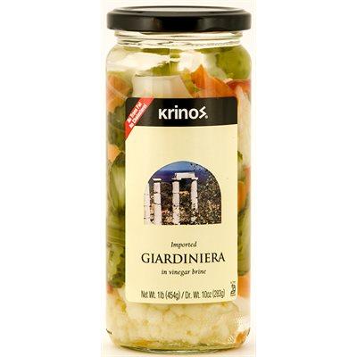 KRINOS Giardiniera 1lb
