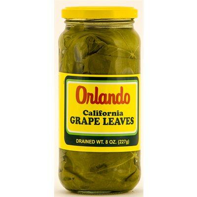 Orlando Grape Leaves 8oz