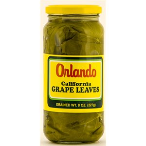 ORLANDO Grape Leaves 8oz