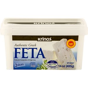 KRINOS Feta Cheese 400g