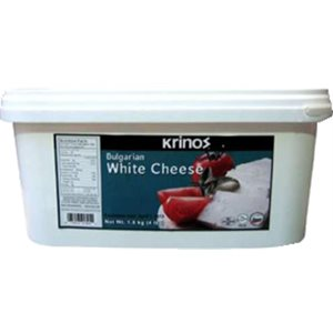 KRINOS White Cheese 4kg