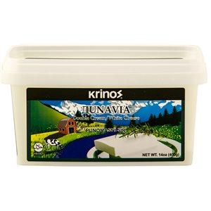 KRINOS Dunavia Creamy Cheese 400g