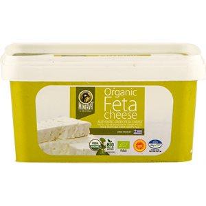MINERVA Organic Feta Cheese 400g