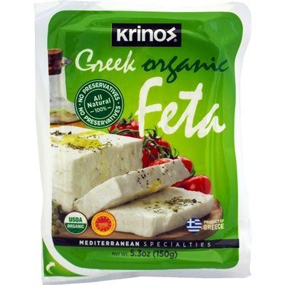 KRINOS Greek Organic Feta 150g