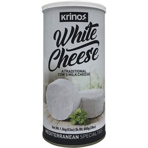 KRINOS Traditional White Cheese 800g
