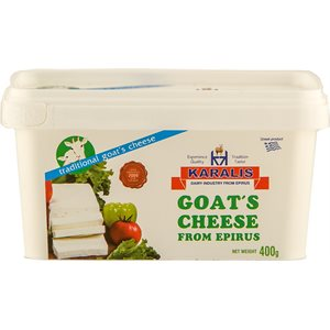 KARALIS Goat Cheese 400g