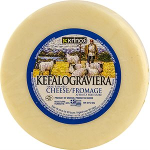 KRINOS Kefalograviera Cheese 500g