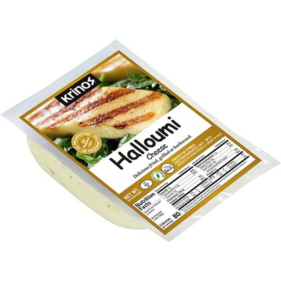 KRINOS Halloumi Cheese Gold Sheep's Milk 225g