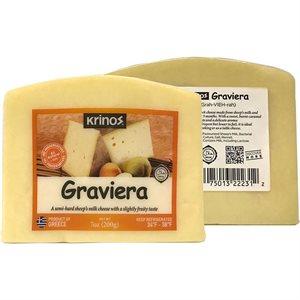 KRINOS Graviera Cheese 200g