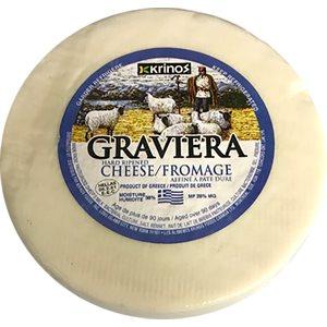 KRINOS Graviera Cheese 1kg