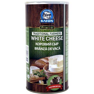 KATUN White Cow's Milk Cheese 800g