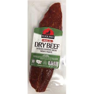 BLACK BULL Halal Dry Beef