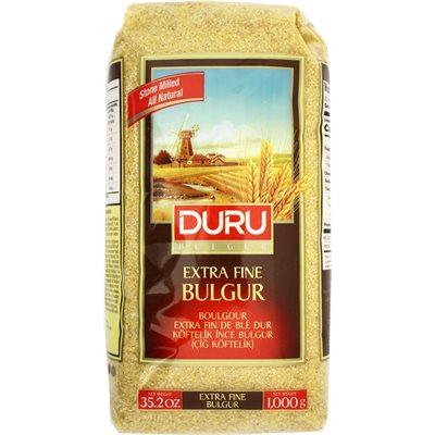 DURU #0 Extra Fine Bulgur (Cig Koftelik) 1kg