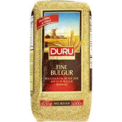 DURU #1 Fine Bulgur (Koftelik) 1kg