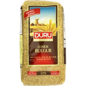 DURU #3 Coarse Bulgur (Pilavlik) 10kg