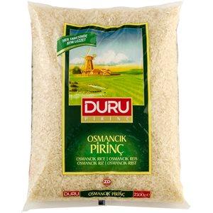 DURU Osmancik Pilavlik Pirinc 2.5k