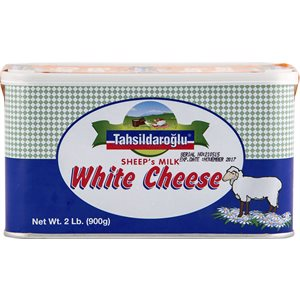 TAHSILDAROGLU Turkish Sheep's Milk White Cheese 900g