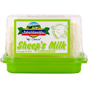 TAHSILDAROGLU Turkish Sheep's Milk White Cheese 350g