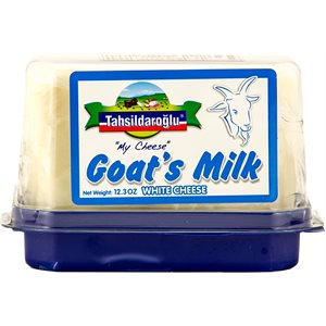 TAHSILDAROGLU Turkish Goat's Milk White Cheese 350g
