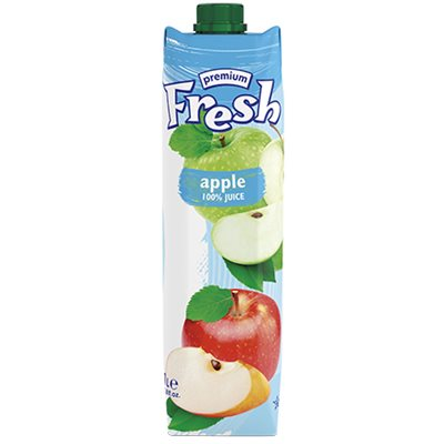 FRESH Premium Apple Juice 1L