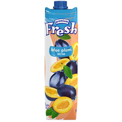 FRESH Premium Blue Plum Nectar 1L