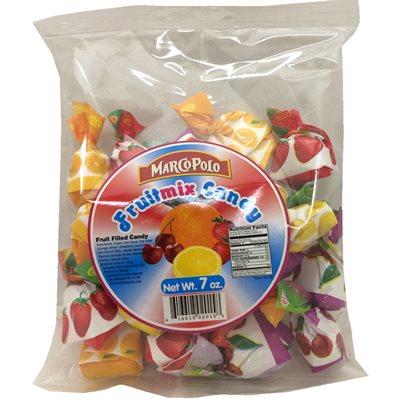 MARCO POLO Mixed Fruit Candy 7oz