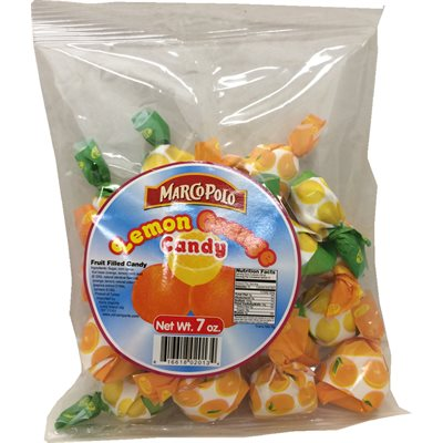 MARCO POLO Lemon-Orange Candy 7oz