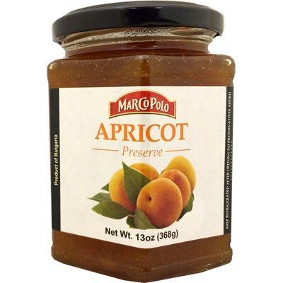 MARCO POLO Apricot Preserves 13oz