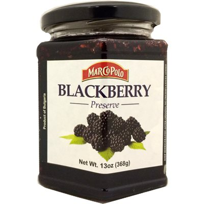 MARCO POLO Blackberry Preserves 13oz