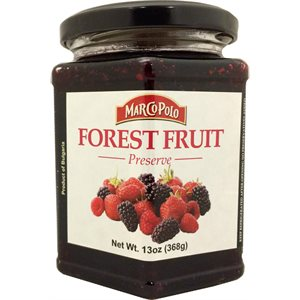 MARCO POLO Forest Fruit Preserves 13oz