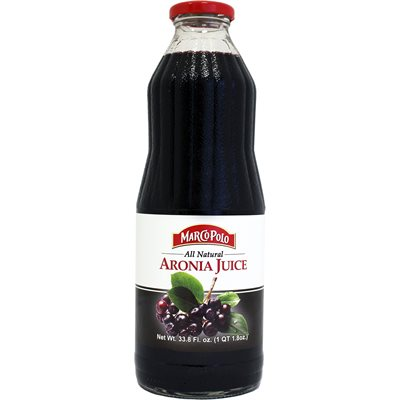 MARCO POLO Aronia Juice 12/1 ltr