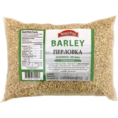 MARCO POLO Barley 16oz