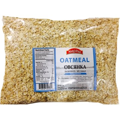 MARCO POLO Oatmeal 16oz