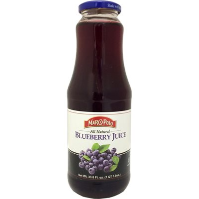 MARCO POLO Blueberry Juice 1L
