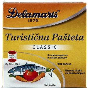 DELAMARIS Turisticna Fish Pate 80g