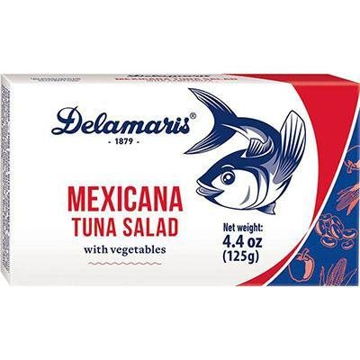 DELAMARIS Mexicana Tuna Salad 125g