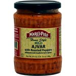 """MARCO POLO """"Homestyle"""" Mild Ajvar with roasted peppers 19.3oz"""