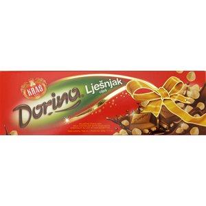KRAS Dorina Chocolate with hazelnuts 220g