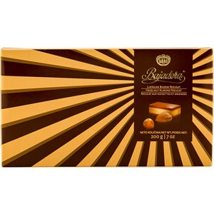 "KRAS ""Bajadera"" 12/200g boxed chocolates"