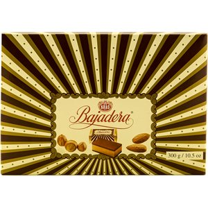 KRAS Bajadera Boxed Chocolates 300g