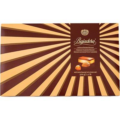 KRAS Bajadera boxed chocolates 500g