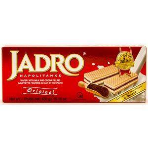KRAS Karolina Jadro Milk & Cocoa Wafers 430g