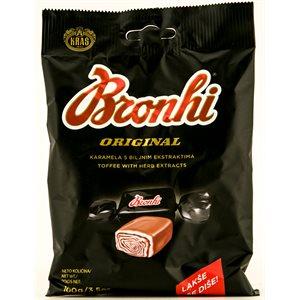 KRAS Bronhi Toffee 100g