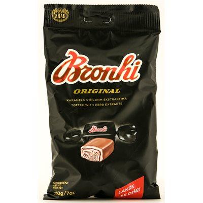 KRAS Bronhi Toffee 200g